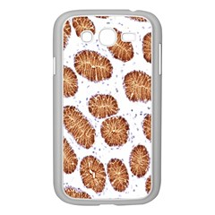Formalin Paraffin Human Stomach Stained Bacteria Brown Samsung Galaxy Grand Duos I9082 Case (white) by Mariart