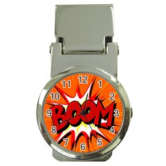 Boom Sale Orange Money Clip Watches by Mariart
