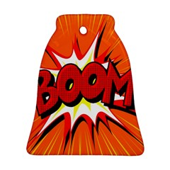 Boom Sale Orange Bell Ornament (two Sides) by Mariart
