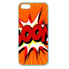 Boom Sale Orange Apple Seamless Iphone 5 Case (color) by Mariart