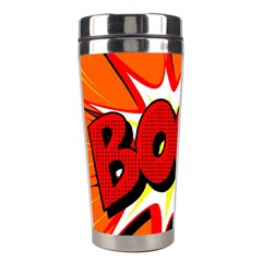 Boom Sale Orange Stainless Steel Travel Tumblers