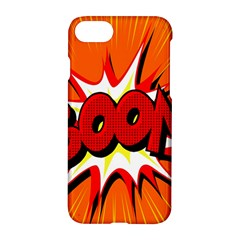 Boom Sale Orange Apple Iphone 7 Hardshell Case by Mariart