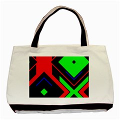 Desert Eagle Bronze Deco Pattern Texture Basic Tote Bag by Mariart