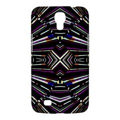 Dark Ethnic Sharp Bold Pattern Samsung Galaxy Mega 6 3  I9200 Hardshell Case by dflcprints