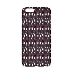 Circles Dots Background Texture Apple Iphone 6/6s Hardshell Case