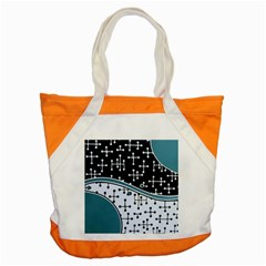 Decoboom Custom Pickguard Engraved Eames Dots Accent Tote Bag by Mariart