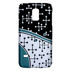 Decoboom Custom Pickguard Engraved Eames Dots Galaxy S5 Mini by Mariart