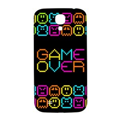 Game Face Mask Sign Samsung Galaxy S4 I9500/i9505  Hardshell Back Case by Mariart