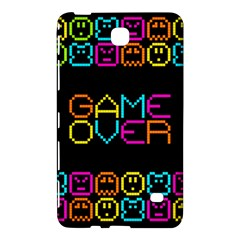 Game Face Mask Sign Samsung Galaxy Tab 4 (7 ) Hardshell Case  by Mariart