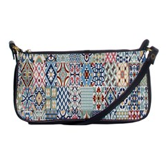 Deco Heritage Mix Shoulder Clutch Bags by Mariart
