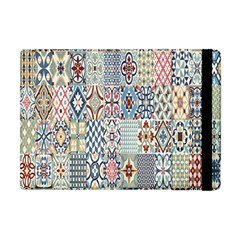 Deco Heritage Mix Apple Ipad Mini Flip Case by Mariart