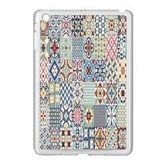 Deco Heritage Mix Apple Ipad Mini Case (white) by Mariart