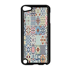 Deco Heritage Mix Apple Ipod Touch 5 Case (black) by Mariart