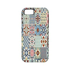 Deco Heritage Mix Apple Iphone 5 Classic Hardshell Case (pc+silicone) by Mariart