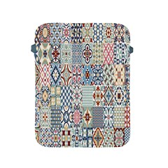 Deco Heritage Mix Apple Ipad 2/3/4 Protective Soft Cases by Mariart