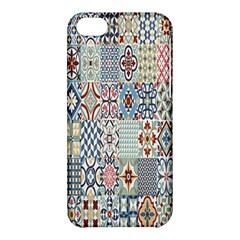 Deco Heritage Mix Apple Iphone 5c Hardshell Case by Mariart