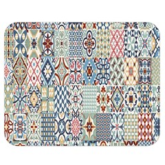 Deco Heritage Mix Double Sided Flano Blanket (medium)  by Mariart