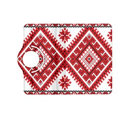 Fabric Aztec Kindle Fire Hd (2013) Flip 360 Case by Mariart