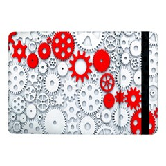 Iron Chain White Red Samsung Galaxy Tab Pro 10 1  Flip Case by Mariart
