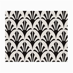 Parade Art Deco Style Neutral Vinyl Small Glasses Cloth (2-Side) by Mariart