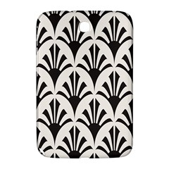 Parade Art Deco Style Neutral Vinyl Samsung Galaxy Note 8 0 N5100 Hardshell Case  by Mariart