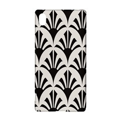 Parade Art Deco Style Neutral Vinyl Sony Xperia Z3+ by Mariart