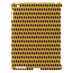 Points Cells Paint Texture Plaid Triangle Polka Apple Ipad 3/4 Hardshell Case (compatible With Smart Cover) by Mariart