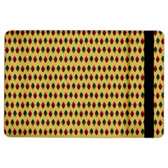Points Cells Paint Texture Plaid Triangle Polka Ipad Air 2 Flip by Mariart