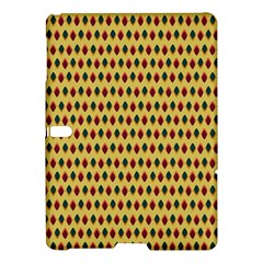 Points Cells Paint Texture Plaid Triangle Polka Samsung Galaxy Tab S (10 5 ) Hardshell Case  by Mariart