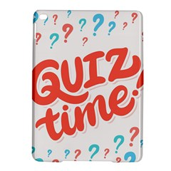 Question Mark Quiz Time Ipad Air 2 Hardshell Cases by Mariart