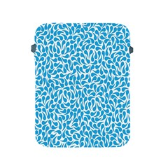 Pattern Blue Apple Ipad 2/3/4 Protective Soft Cases by Mariart