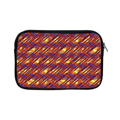 Linje Chevron Blue Yellow Brown Apple Ipad Mini Zipper Cases by Mariart