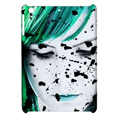 Beauty Woman Close Up Artistic Portrait Apple Ipad Mini Hardshell Case by dflcprints