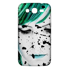 Beauty Woman Close Up Artistic Portrait Samsung Galaxy Mega 5 8 I9152 Hardshell Case  by dflcprints