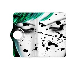 Beauty Woman Close Up Artistic Portrait Kindle Fire Hdx 8 9  Flip 360 Case by dflcprints