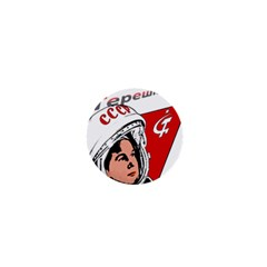Valentina Tereshkova 1  Mini Buttons by Valentinaart
