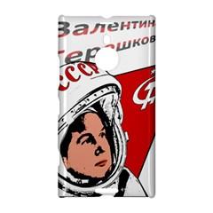 Valentina Tereshkova Nokia Lumia 1520 by Valentinaart