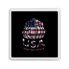 Usa Bowling  Memory Card Reader (square)  by Valentinaart