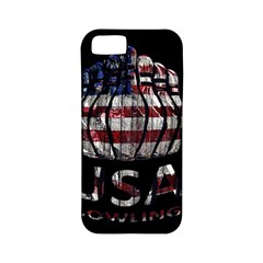 Usa Bowling  Apple Iphone 5 Classic Hardshell Case (pc+silicone) by Valentinaart