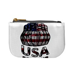 Usa Bowling  Mini Coin Purses by Valentinaart