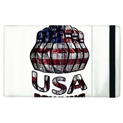 Usa Bowling  Apple Ipad 3/4 Flip Case by Valentinaart