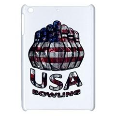 Usa Bowling  Apple Ipad Mini Hardshell Case by Valentinaart