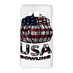 Usa Bowling  Samsung Galaxy A5 Hardshell Case  by Valentinaart