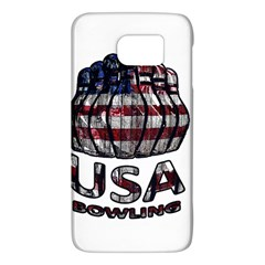 Usa Bowling  Galaxy S6 by Valentinaart