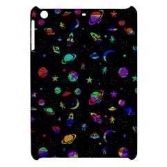 Space Pattern Apple Ipad Mini Hardshell Case by Valentinaart