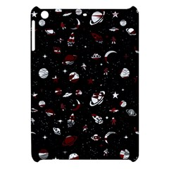 Space Pattern Apple Ipad Mini Hardshell Case by Valentinaart