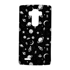 Space Pattern Lg G4 Hardshell Case by Valentinaart