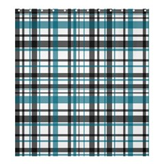 Plaid Pattern Shower Curtain 66  X 72  (large)  by Valentinaart