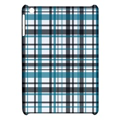 Plaid Pattern Apple Ipad Mini Hardshell Case by Valentinaart