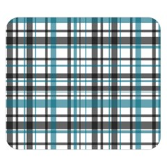Plaid Pattern Double Sided Flano Blanket (small)  by Valentinaart